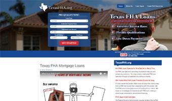 Texas FHA