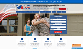 Texas VA Loan Center